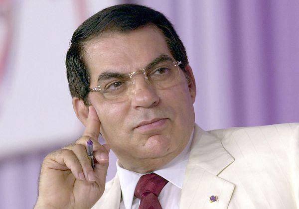 Zin el-Abidin Ben Ali