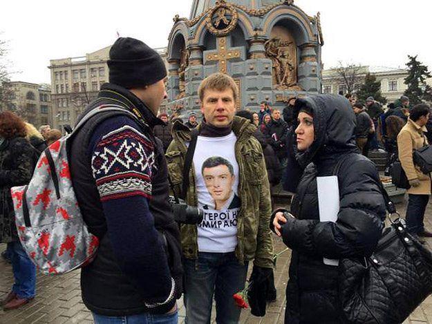 """Ukraiński deputowany Ołeksij Honczarenko zatrzymany w Moskwie. """"Byłem bity"""""""