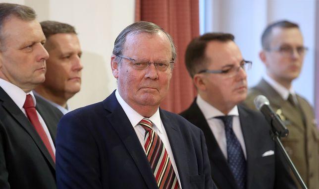 Jest reakcja MON po rezygnacji Berczyńskiego. Wiadomo, kto go zastąpi