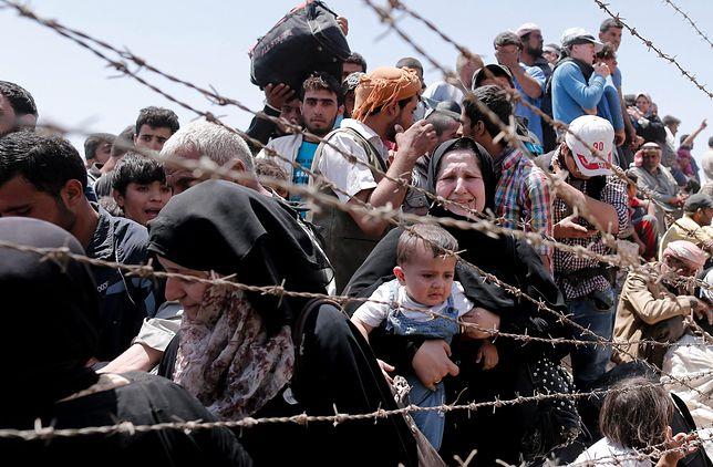 Uchodźcy nie są mile widziani w Polsce