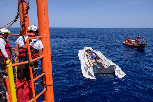Od początku roku włoskie MSZ zarejestrowało ponad 11 tys. migrantów z Libii