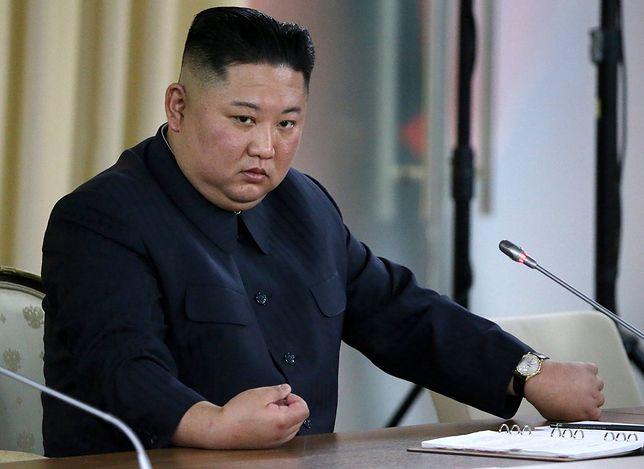 Kim Dzong Un - przywódca Koreańskiej Republiki Ludowo-Demokratycznej (zdj. arch.)