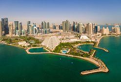 Katar. Mundial 2022, sztuczne wyspy i drapacze chmur