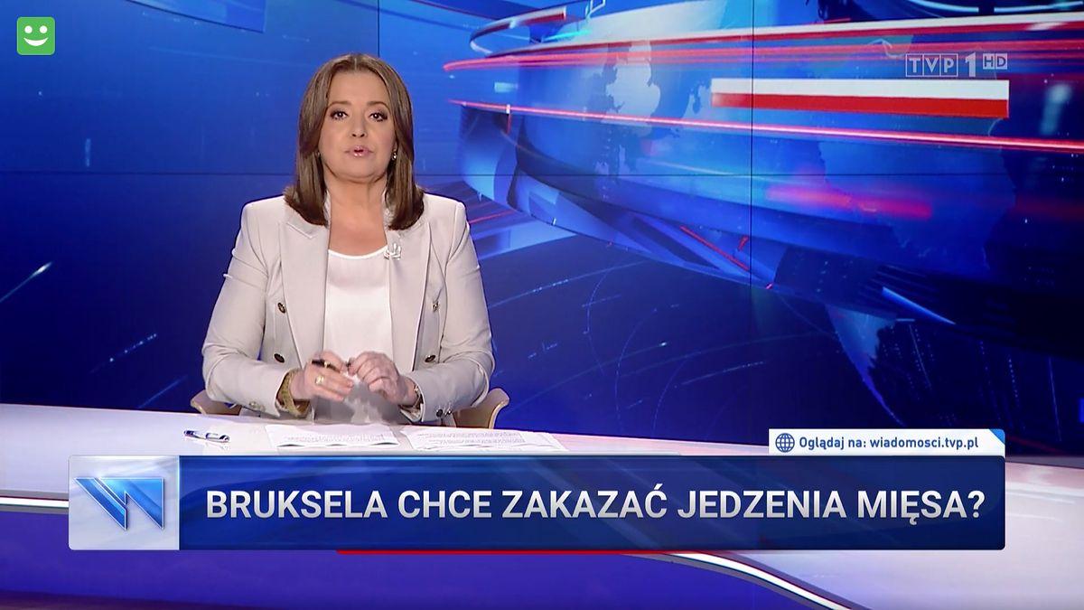 """""""Wiadomości"""" uderzyły w TVN tym razem z zupełnie innej strony"""