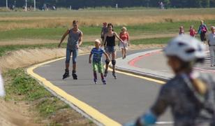 Najdłuższy tor rolkarski w Polsce powstał w Bielsku-Białej