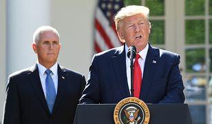 Donalda Trumpa zastąpi w Polsce Mike Pence