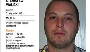 28-latek zaginął w Warszawie