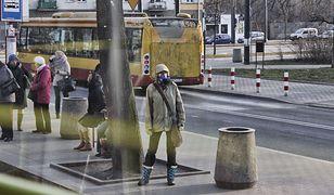 Zanieczyszczenie powietrza w stolicy. Winne samochody
