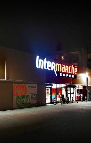 Sklep Intermarche na Ursynowie zamyka swe podwoje.