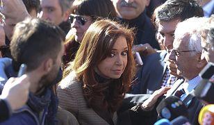 Argentyna: Była prezydent oskarżona o pranie pieniędzy