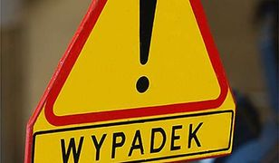 Wypadek autokaru na Mazowszu. 9 osób rannych