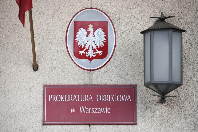 Warszawa. Dyrektor WIHE został przesłuchany w prokuraturze