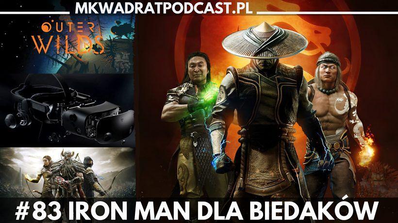 MKwadrat #83 – Iron Man dla biedaków