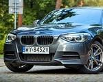 BMW M135i, to mało praktyczne auto. Miłośnicy sportowej jazdy będą zachwyceni!