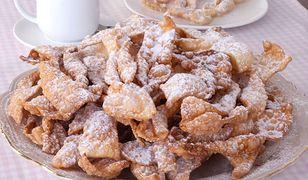 Faworki - słodka i tucząca tradycja