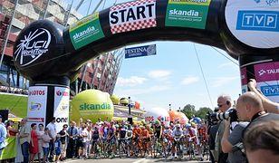 Przeżyj kolarskie emocje w stolicy! Rusza Tour de Pologne