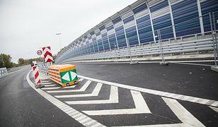 """Most Grota i Trasa AK otwarte miesiąc przed terminem? """"Skończyliśmy roboty budowlane"""""""