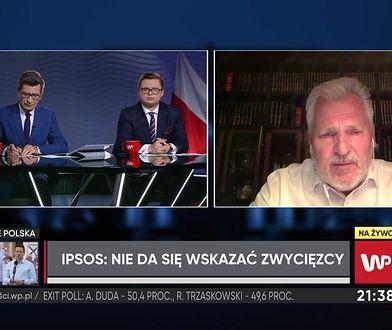 Wyniki wyborów 2020. Aleksander Kwaśniewski chce Kingi Dudy jako negocjatora