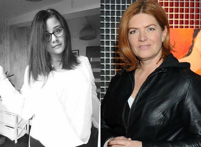 Katarzyna Dowbor nie kryła, że śmierć 19-letniej Kasi bardzo ją poruszyła
