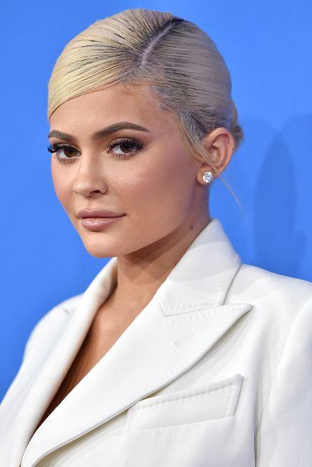 Kylie Jenner o swojej bliźnie