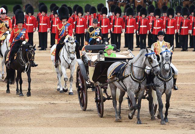 Parada z okazji 90. urodzin królowej Elżbiety II