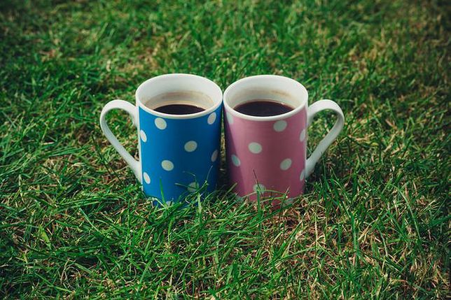 Herbata lepsza od kawy