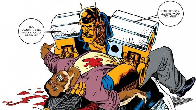 """""""Doom Patrol, tom 3"""", scen. Grant Morrison"""