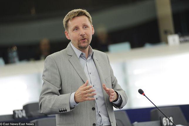 Marek Migalski był posłem do Parlamentu Europejskiego