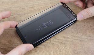 Samsung Galaxy S10 zhakowany. Wystarczyła folia ochronna na ekran za kilka złotych