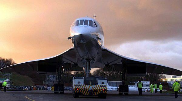 Najszybszy samolot pasażerski na świecie