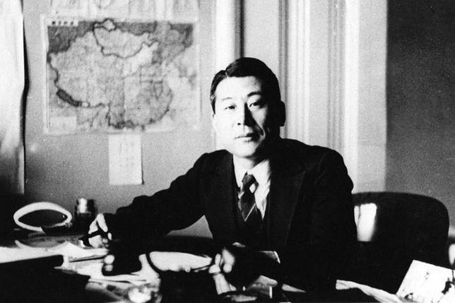 Chiune Sugihara - bohater Google Doodle z 29. lipca