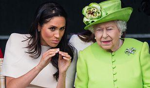 Księżna Meghan jest lubiana przez brytyjską monarchinię.