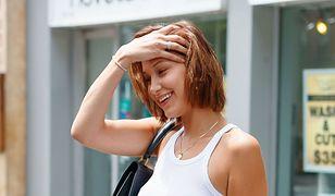 Lob nie wystarczył. Bella Hadid ma nową, krótszą fryzurę