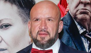 Tomasz Oświeciński jest dumny ze swojej córki