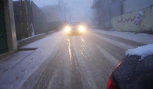 Śnieżny lany poniedziałek