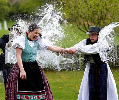 Lany Poniedziałek – 22 kwietnia 2019 obchodzimy śmigus dyngus. Sprawdź, skąd wzięła się tradycja oblewania wodą