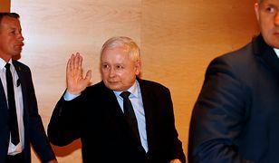 Zeznania Kaczyńskiego przed prokuraturą. Twierdził, że był ofiarą Birgfellnera