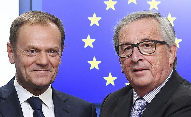 Donald Tusk chciałby pójść w ślady Jean-Claude'a Junckera