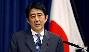 Shinzo Abe ogłosił w piątek swoją rezygnację z funkcji premiera Japonii