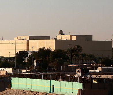Irak. Rakiety w pobliżu ambasady USA (zdjęcie ilustracyjne)