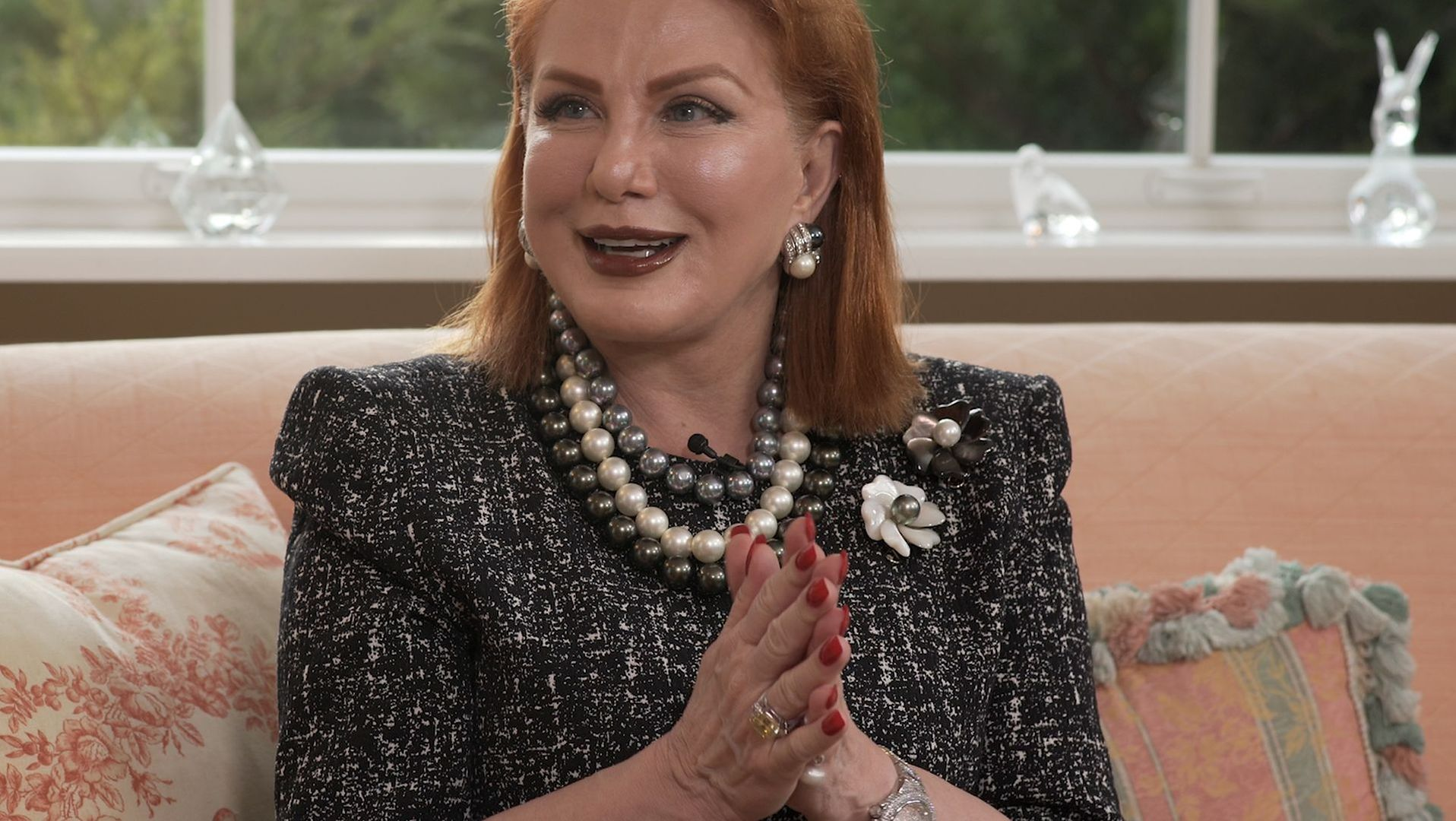 Georgette Mosbacher od 6 miesięcy sprawuje funkcję ambasadora USA w Polsce