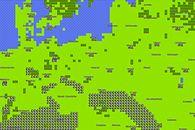 Prima Aprilis na blogach dobreprogramy.pl - Tak wyglądał standardowy widok mapy...