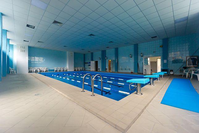 Bytom. Zmodernizowano krytą pływalnię w SP nr 54 w Miechowicach.