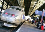 Przebieg trasy szybkiej kolei - za rok