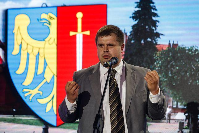 Radny PiS Wojciech Kałuża