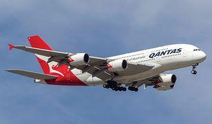 Nietypowa prośba pilotów Qantas Airways