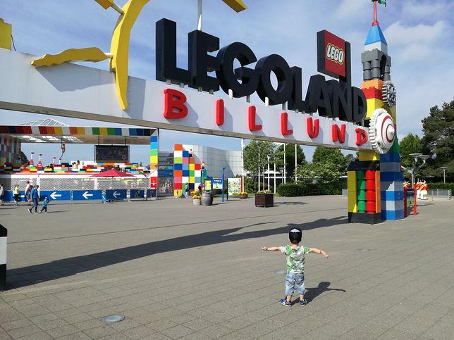 Dwudniowy bilet wstępu do Legolandu kosztuje ok. 250 zł