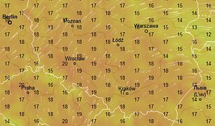 Prognoza pogody. Centrum wyżu z południowego zachodu dotrze nad Polskę w sobotę przed południem