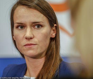 Agnieszka Pomaska złożyła zawiadomienie do prokuratury w związku z groźbami, które otrzymała