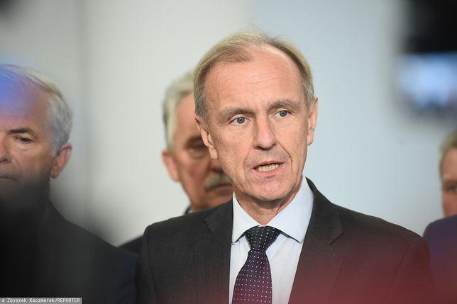 Bogdan Klich stwierdził, że senatorzy opozycji byli nie tylko kuszeni, ale i zastraszani przez wysłanników PiS
